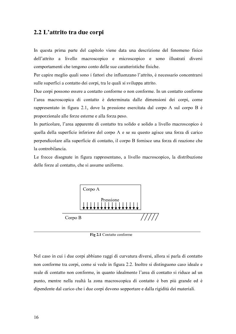 Anteprima della tesi: Modellistica e controllo di un freno elettromeccanico, Pagina 10