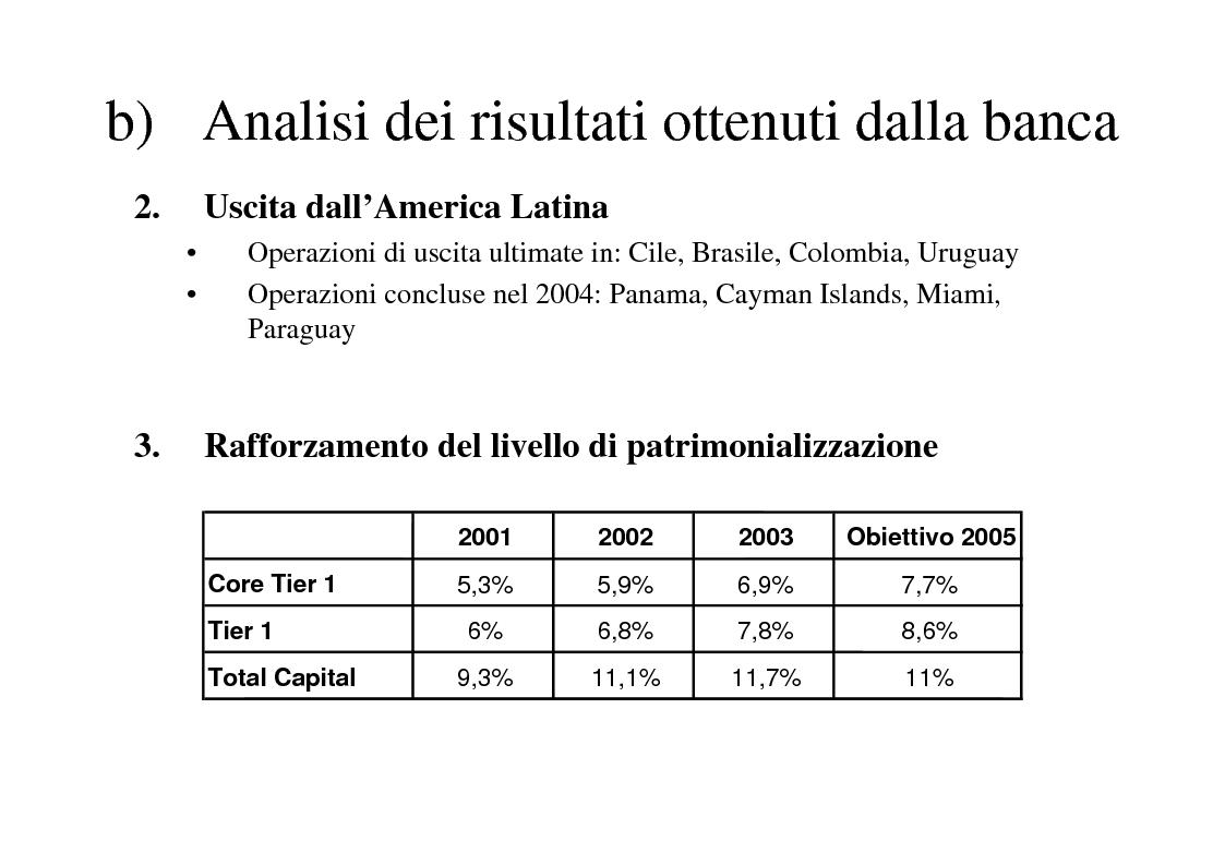 Anteprima della tesi: La creazione del valore nelle banche: il caso Banca Intesa, Pagina 5