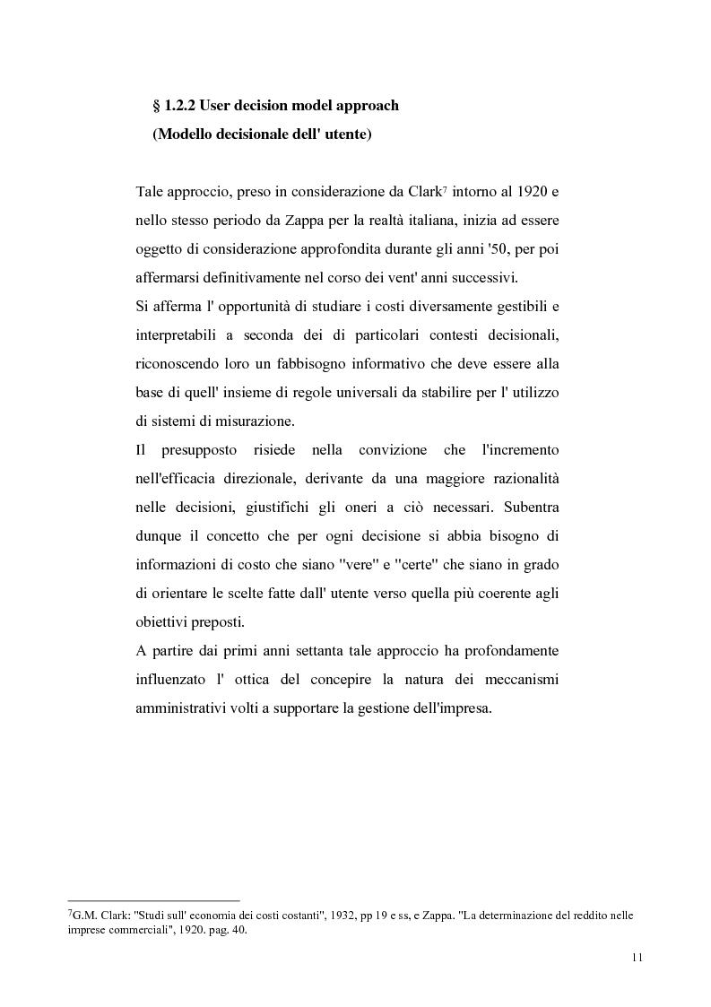 Anteprima della tesi: La reigegnerizzazione dei processi di controllo e gestione attraverso le tecnologie informatiche, Pagina 10