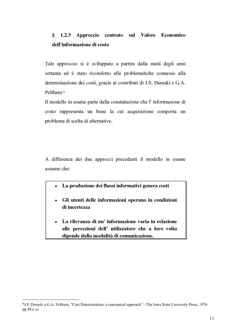 Anteprima della tesi: La reigegnerizzazione dei processi di controllo e gestione attraverso le tecnologie informatiche, Pagina 12