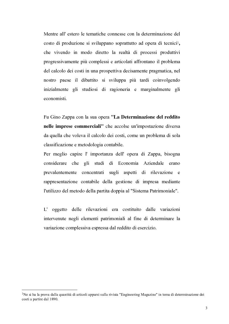 Anteprima della tesi: La reigegnerizzazione dei processi di controllo e gestione attraverso le tecnologie informatiche, Pagina 2