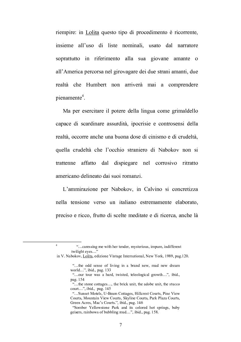 Anteprima della tesi: Destini incrociati: Italo Calvino e gli scrittori americani postmodern, Pagina 7