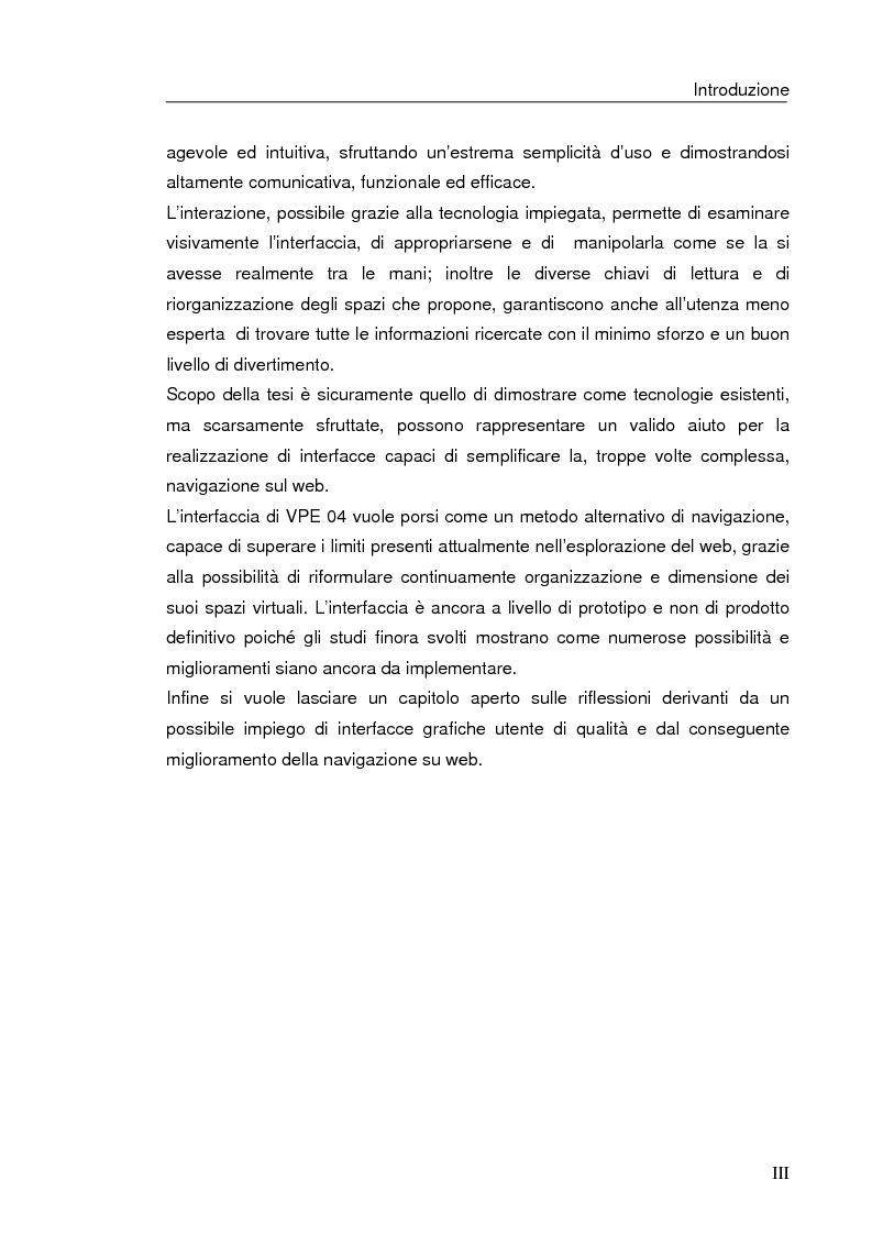 Anteprima della tesi: Interazione uomo computer nello spazio virtuale tridimensionale, Pagina 3