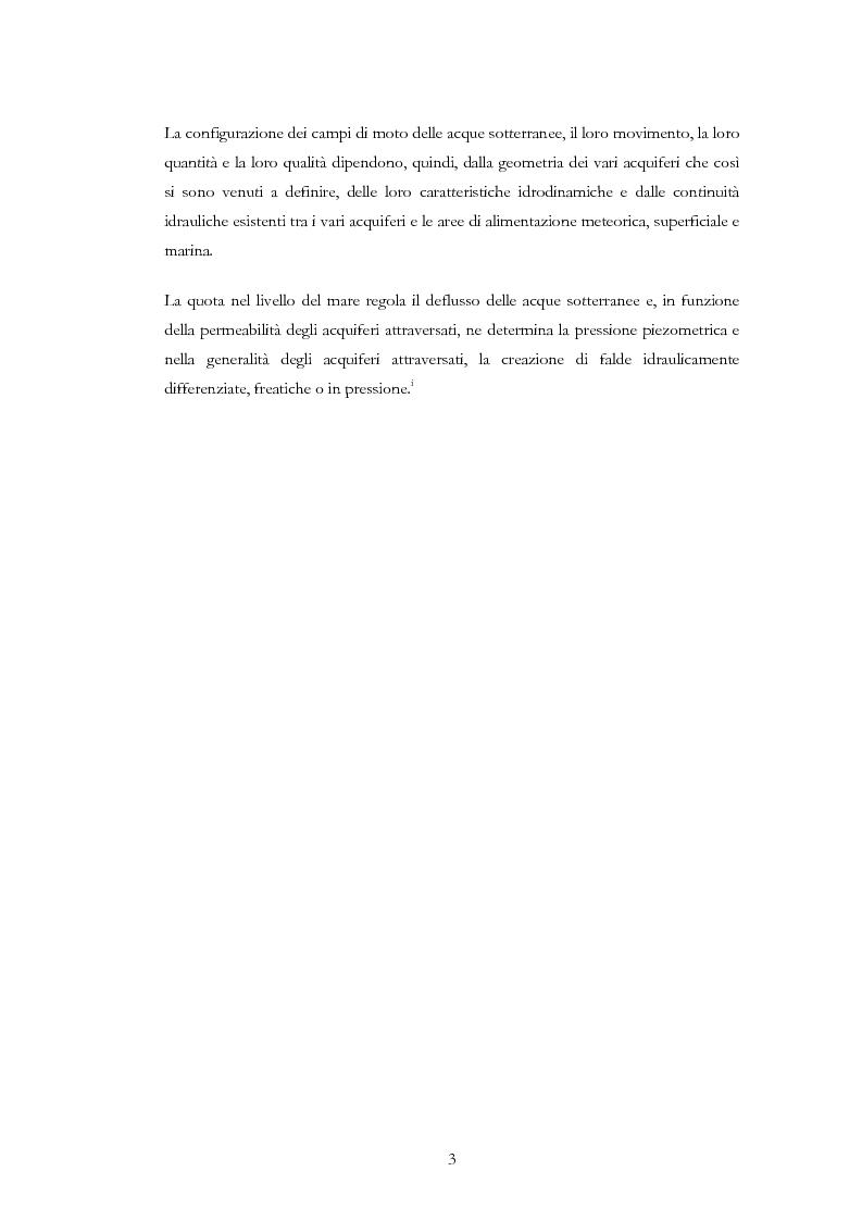 Anteprima della tesi: Interventi idraulici al fiume Arno nella storia, da Pontedera alla foce, Pagina 6