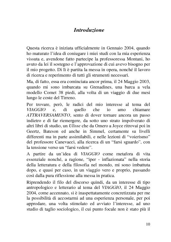 Anteprima della tesi: L'Italia dei Porti: tra evento televisivo e marketing territoriale, Pagina 1