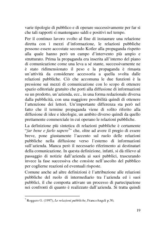 Anteprima della tesi: L'Italia dei Porti: tra evento televisivo e marketing territoriale, Pagina 10