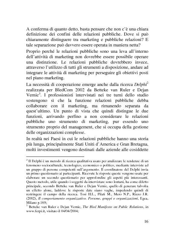 Anteprima della tesi: L'Italia dei Porti: tra evento televisivo e marketing territoriale, Pagina 7