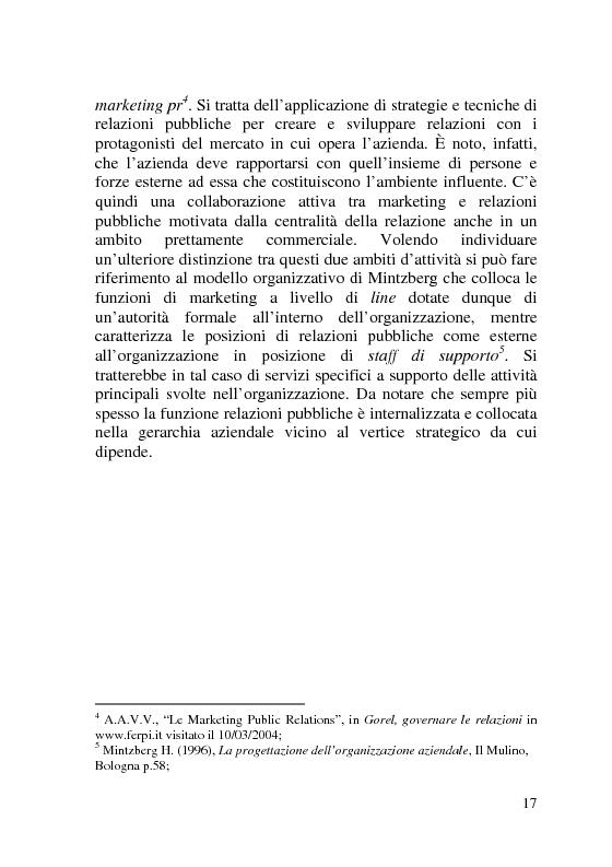 Anteprima della tesi: L'Italia dei Porti: tra evento televisivo e marketing territoriale, Pagina 8