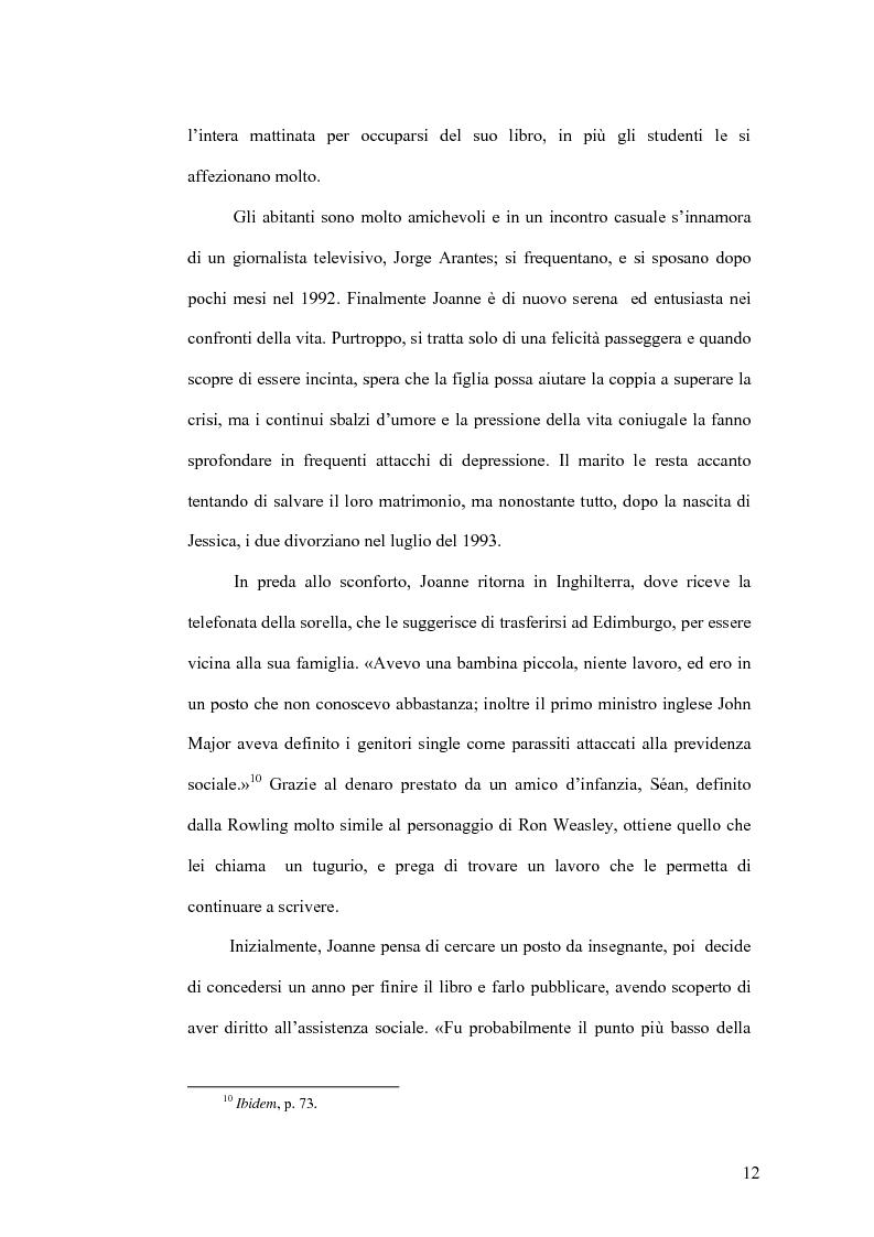 Anteprima della tesi: Harry Potter e la sua recezione, Pagina 9