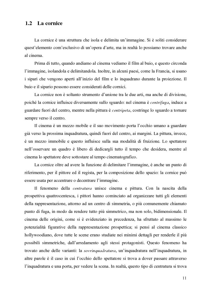 Anteprima della tesi: Riflessi ed echi pittorici nel cinema di Luchino Visconti, Pagina 7