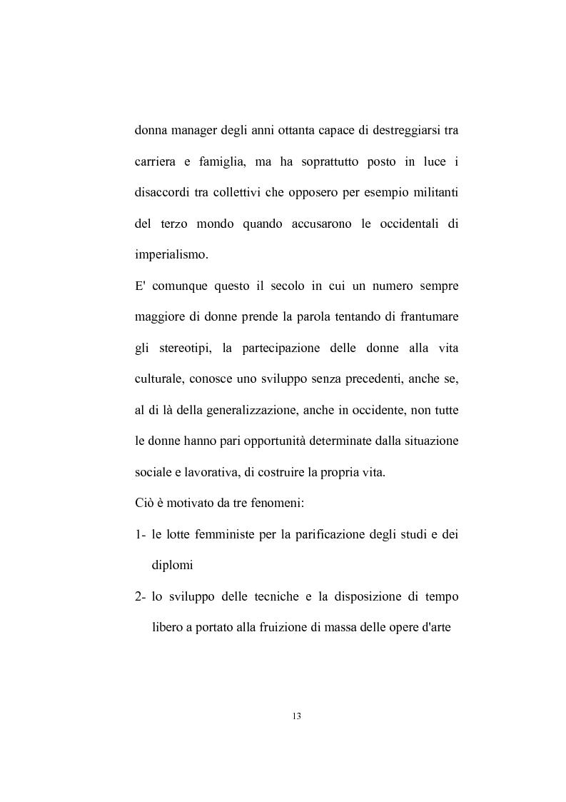 Anteprima della tesi: Femminismo e impegno civile in Simone De Beauvoir, Pagina 11