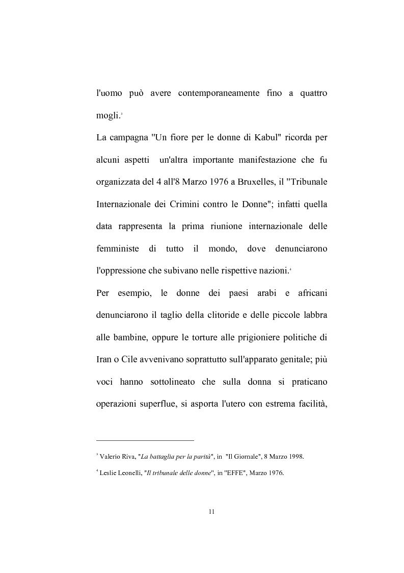 Anteprima della tesi: Femminismo e impegno civile in Simone De Beauvoir, Pagina 9