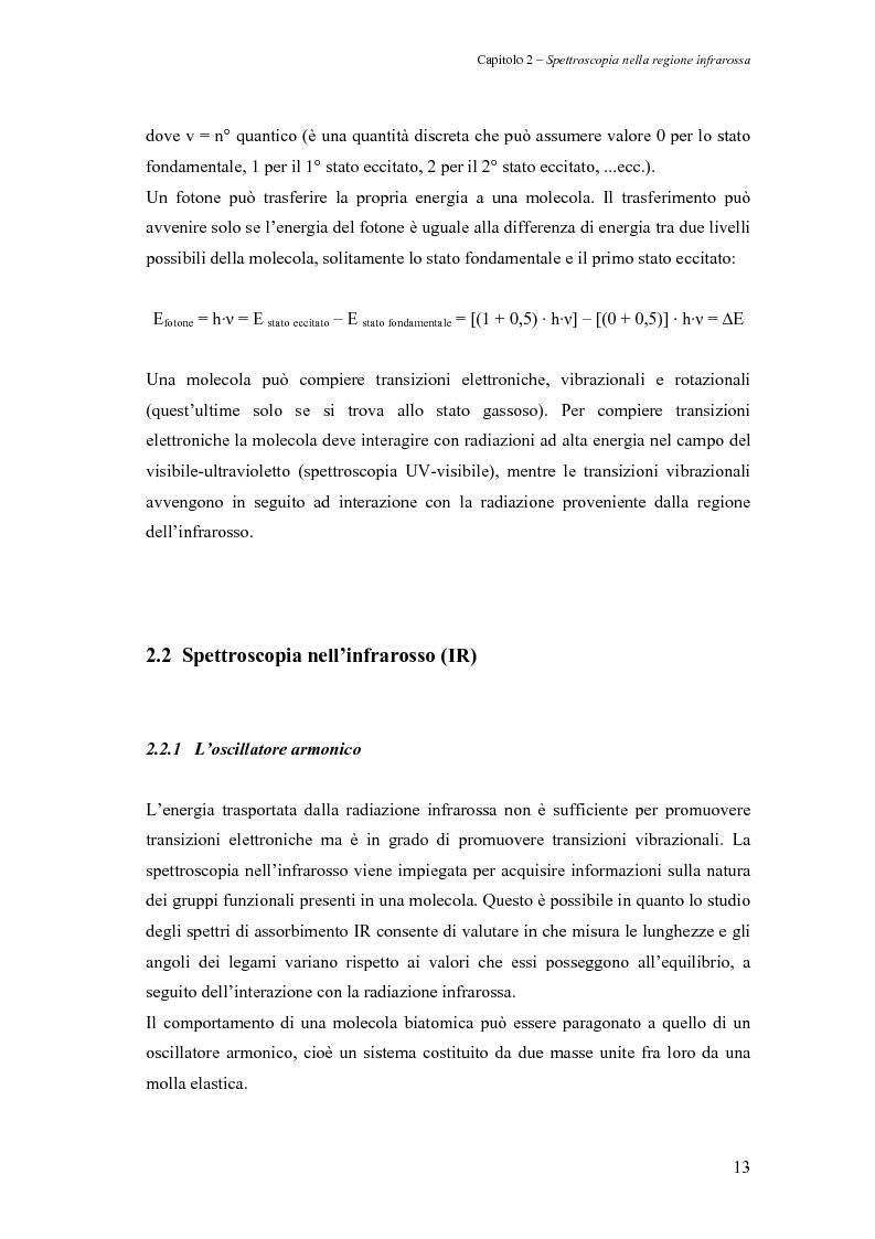 Anteprima della tesi: Sperimentazione di un sistema dinamico per la selezione Vis-NIR della frutta, Pagina 13