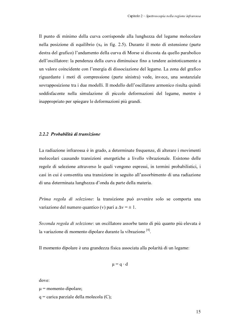 Anteprima della tesi: Sperimentazione di un sistema dinamico per la selezione Vis-NIR della frutta, Pagina 15