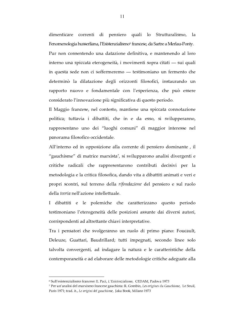 Anteprima della tesi: Archeologia e futurologia: una lettura foucaultiana dell'opera di Philip K. Dick, Pagina 11