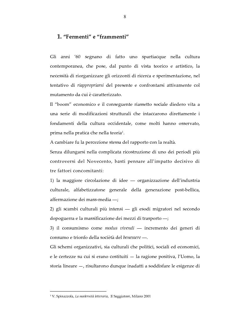 Anteprima della tesi: Archeologia e futurologia: una lettura foucaultiana dell'opera di Philip K. Dick, Pagina 8