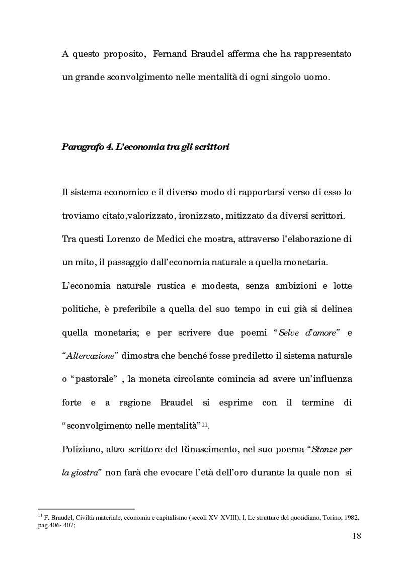 Anteprima della tesi: I processi per debito nella Roma del 1600, Pagina 13