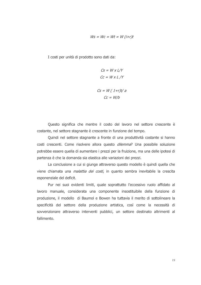 Anteprima della tesi: L'ecosistema culturale e l'analisi dei beni artistici come risorse non rinnovabili, Pagina 10