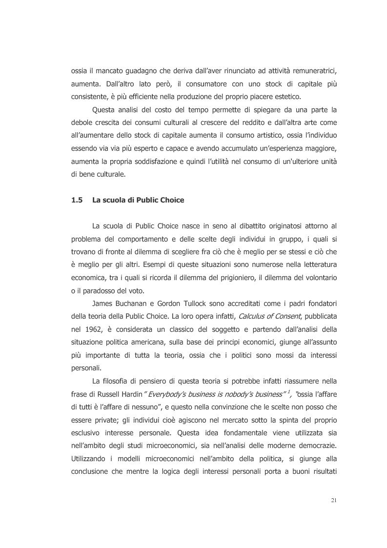 Anteprima della tesi: L'ecosistema culturale e l'analisi dei beni artistici come risorse non rinnovabili, Pagina 12