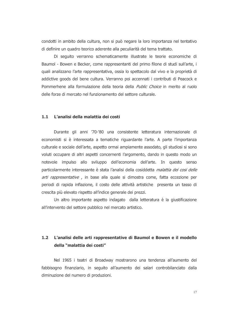 Anteprima della tesi: L'ecosistema culturale e l'analisi dei beni artistici come risorse non rinnovabili, Pagina 8
