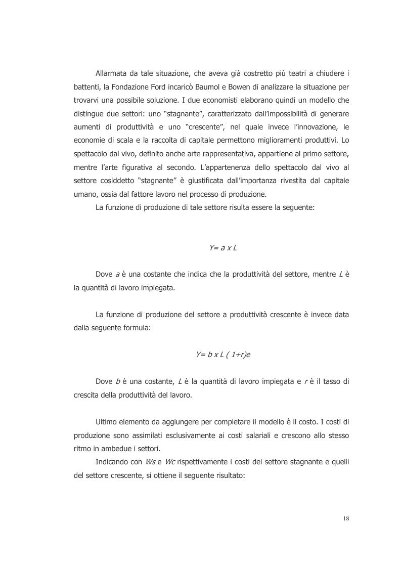 Anteprima della tesi: L'ecosistema culturale e l'analisi dei beni artistici come risorse non rinnovabili, Pagina 9