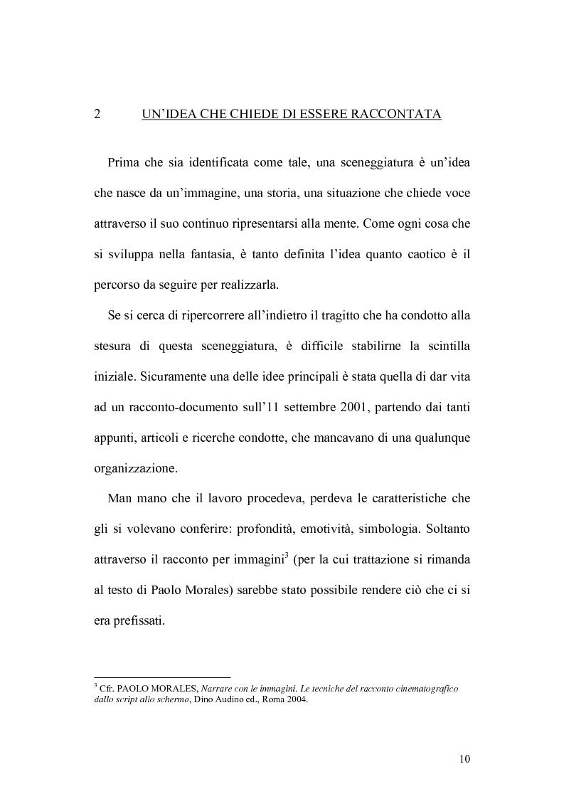 Anteprima della tesi: 11 Settembre 2001: Un Giorno Qualunque, Pagina 6