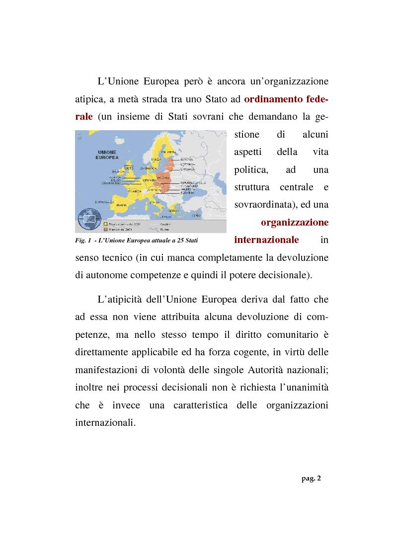 Anteprima della tesi: La politica agricola comunitaria: alcuni effetti distorsivi, Pagina 4