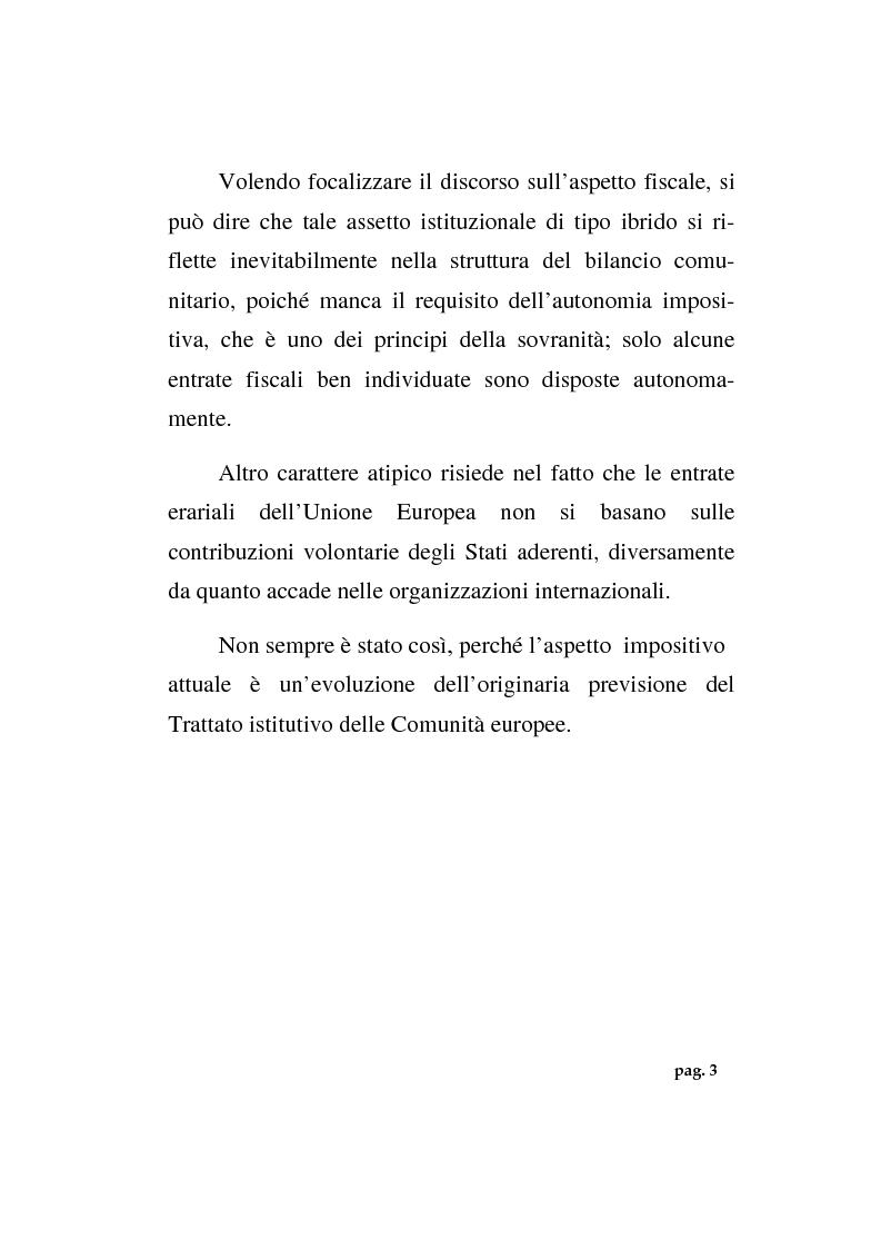 Anteprima della tesi: La politica agricola comunitaria: alcuni effetti distorsivi, Pagina 5