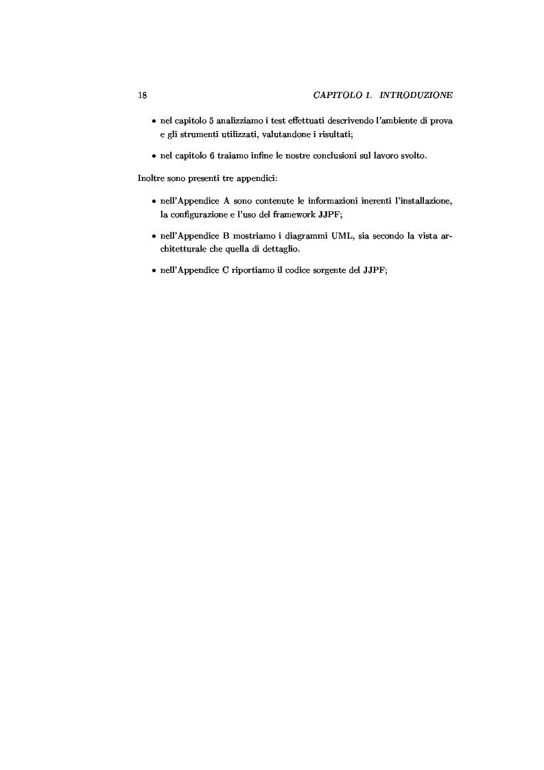 Anteprima della tesi: JJPF: uno strumento per calcolo parallelo con JINI, Pagina 4