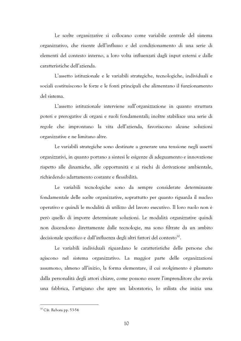 Anteprima della tesi: La motivazione nelle politiche aziendali. Il caso: Getrag SpA, Pagina 10