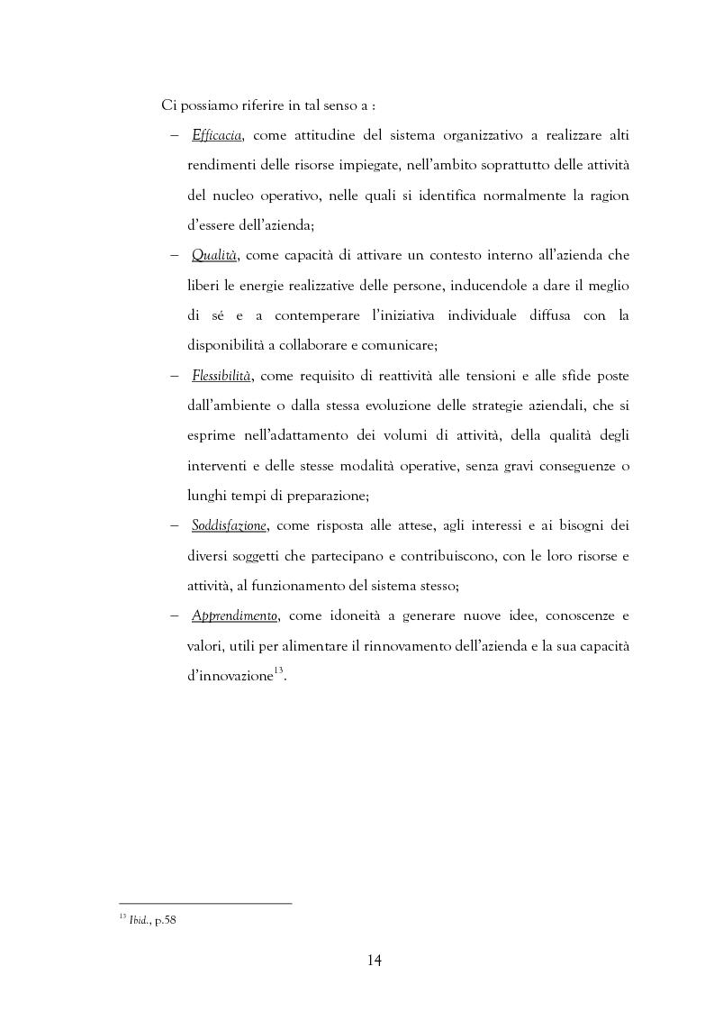 Anteprima della tesi: La motivazione nelle politiche aziendali. Il caso: Getrag SpA, Pagina 14