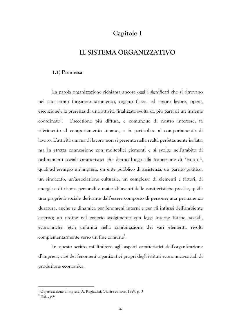 Anteprima della tesi: La motivazione nelle politiche aziendali. Il caso: Getrag SpA, Pagina 4