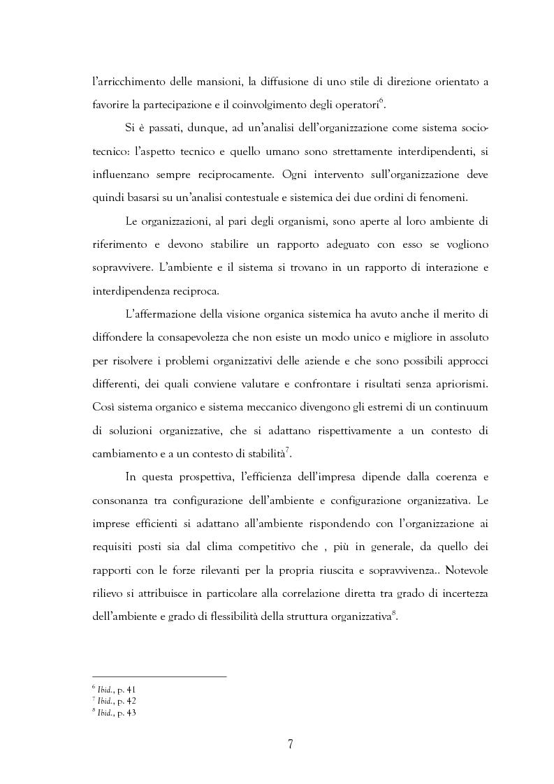 Anteprima della tesi: La motivazione nelle politiche aziendali. Il caso: Getrag SpA, Pagina 7