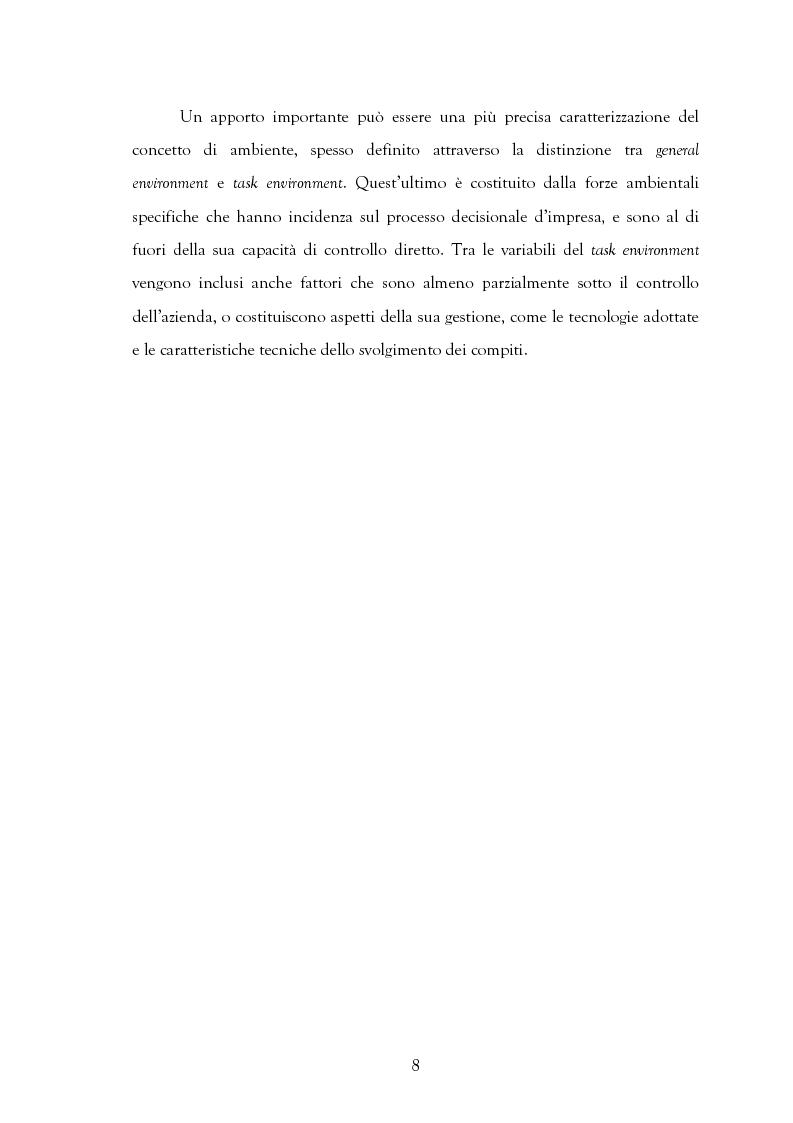 Anteprima della tesi: La motivazione nelle politiche aziendali. Il caso: Getrag SpA, Pagina 8