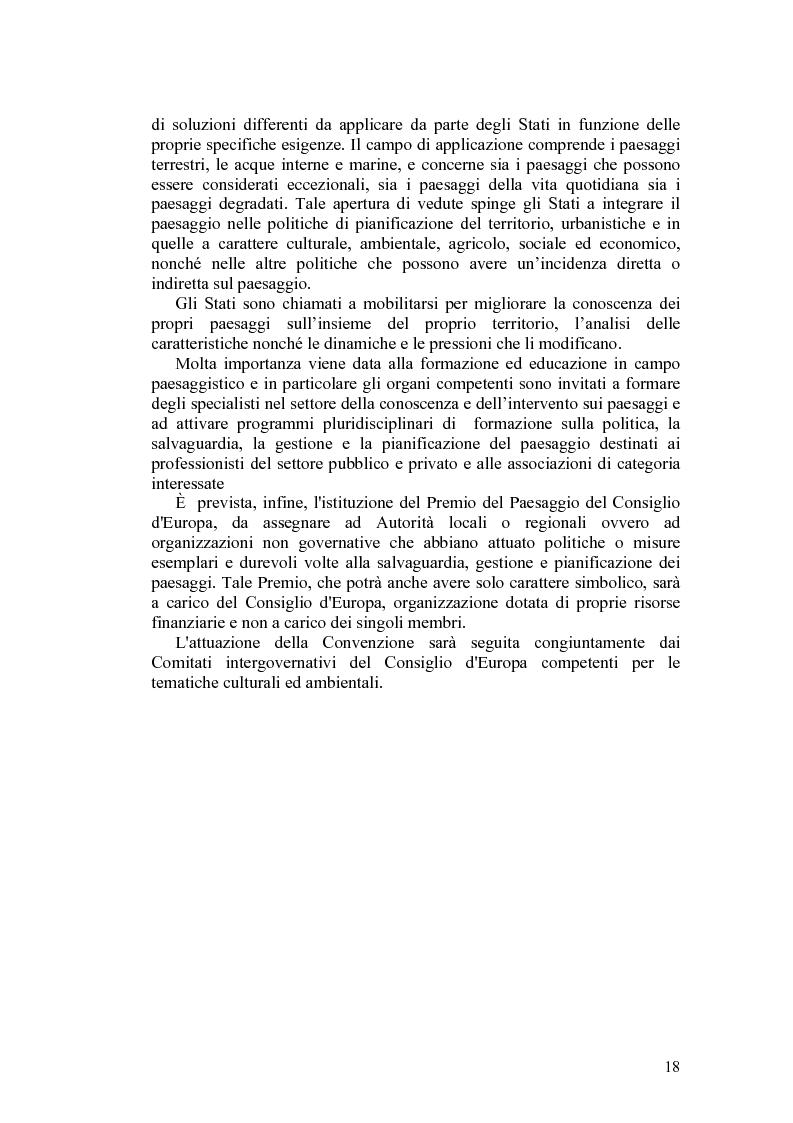 Anteprima della tesi: Il paesaggio agrario e le politiche paesaggistiche della regione Umbria, Pagina 15