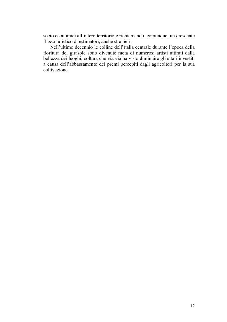 Anteprima della tesi: Il paesaggio agrario e le politiche paesaggistiche della regione Umbria, Pagina 9