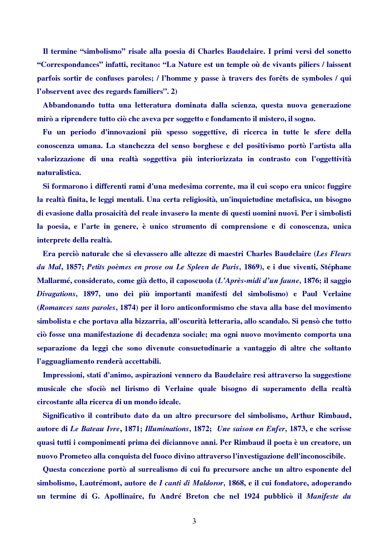 Anteprima della tesi: Paul Valéry, Pagina 2