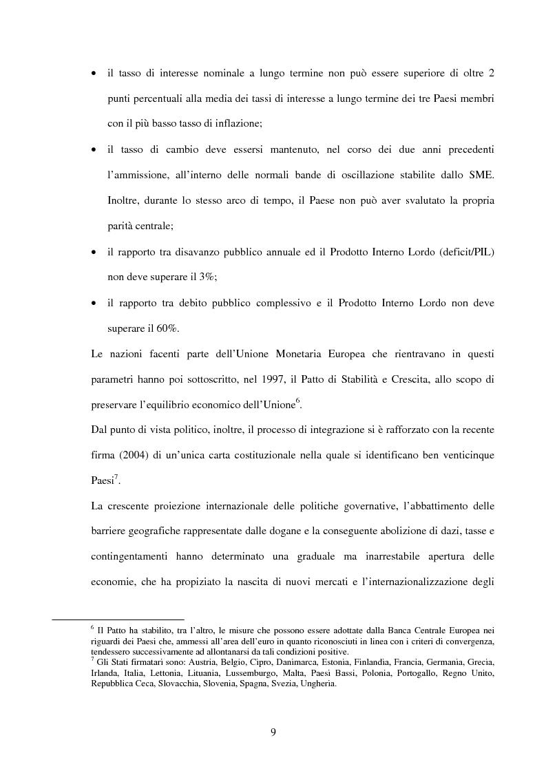 Anteprima della tesi: La comunicazione di marketing delle imprese internazionali, Pagina 6