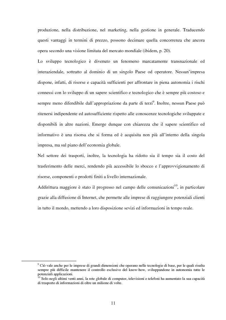 Anteprima della tesi: La comunicazione di marketing delle imprese internazionali, Pagina 8