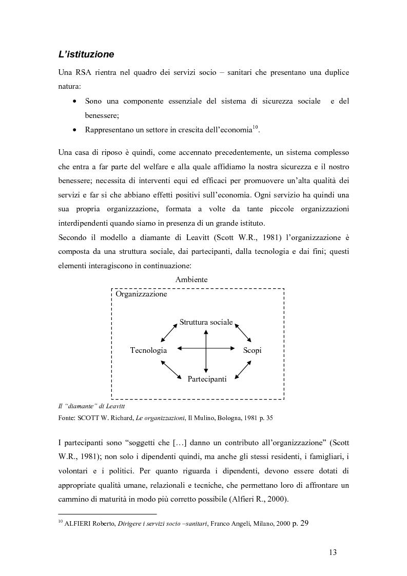 Anteprima della tesi: Viandante sul mare di nebbia: life skills per la promozione del benessere in RSA, Pagina 10
