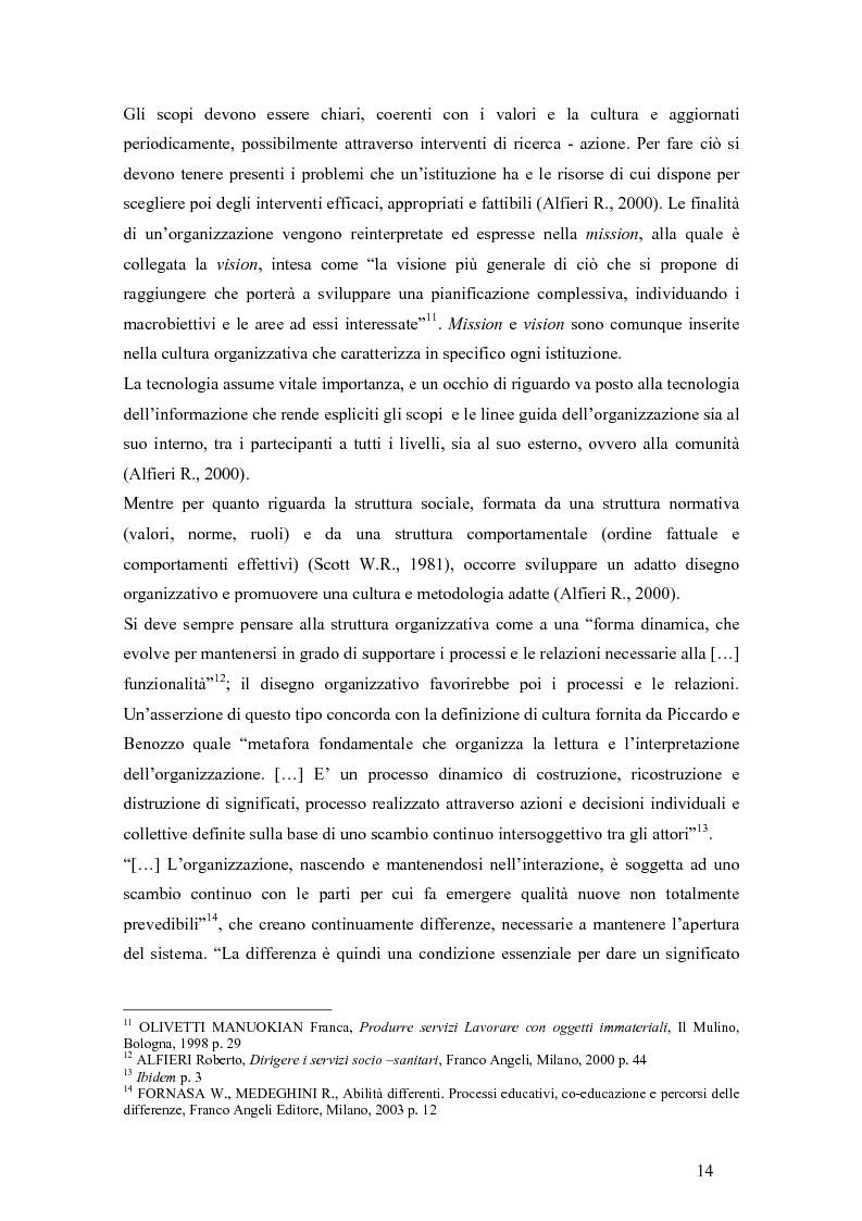 Anteprima della tesi: Viandante sul mare di nebbia: life skills per la promozione del benessere in RSA, Pagina 11