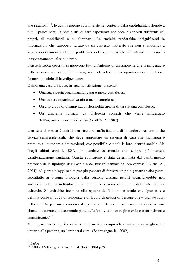 Anteprima della tesi: Viandante sul mare di nebbia: life skills per la promozione del benessere in RSA, Pagina 12