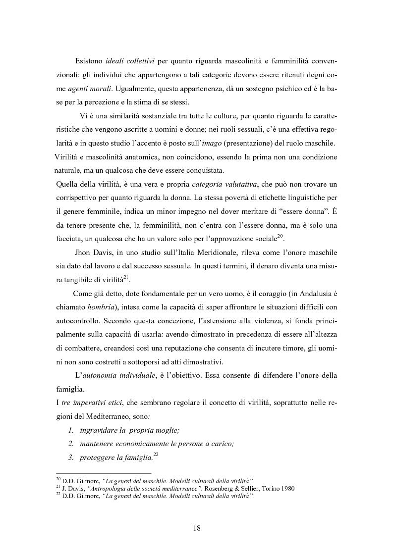 Anteprima della tesi: Gli uomini... il secondo sesso? Considerazioni mascoliniste sulla condizione dell'uomo, Pagina 12