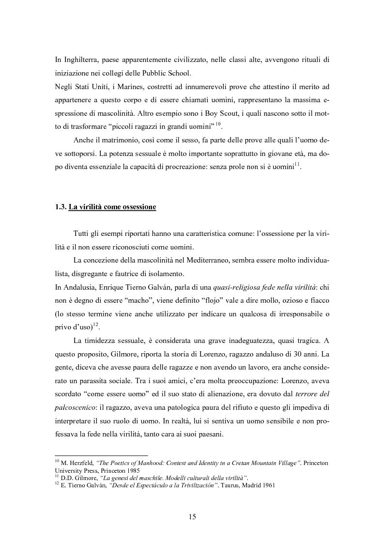 Anteprima della tesi: Gli uomini... il secondo sesso? Considerazioni mascoliniste sulla condizione dell'uomo, Pagina 9