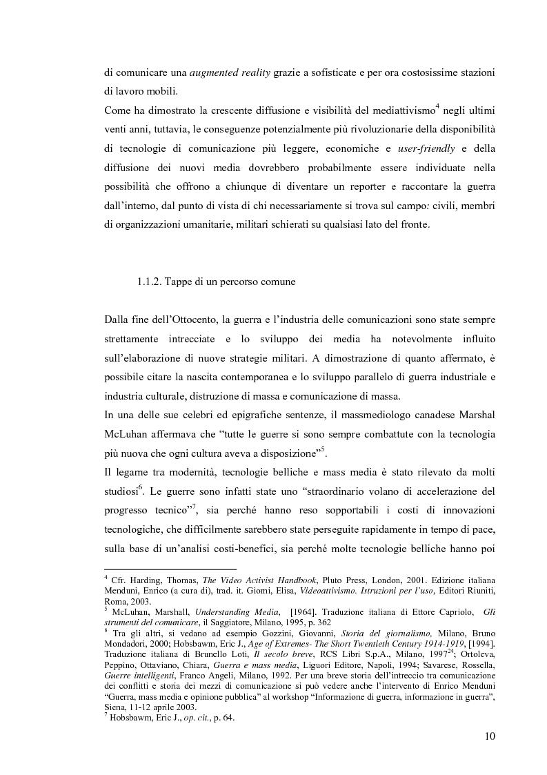 Anteprima della tesi: Enduring Freedom. Retorica umanitaria e spersonalizzazione nella nuova guerra in Afghanistan, Pagina 10