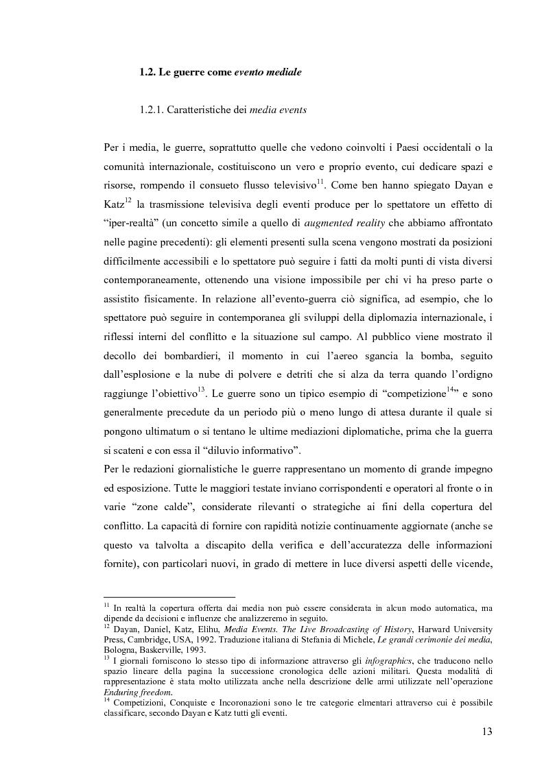 Anteprima della tesi: Enduring Freedom. Retorica umanitaria e spersonalizzazione nella nuova guerra in Afghanistan, Pagina 13