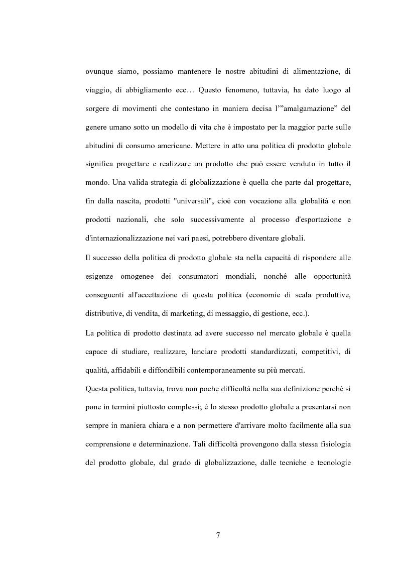 Anteprima della tesi: Da fashion retailers a imprese globali del sistema moda. Analisi di due casi significativi: Gap Inc. e Inditex, Pagina 10