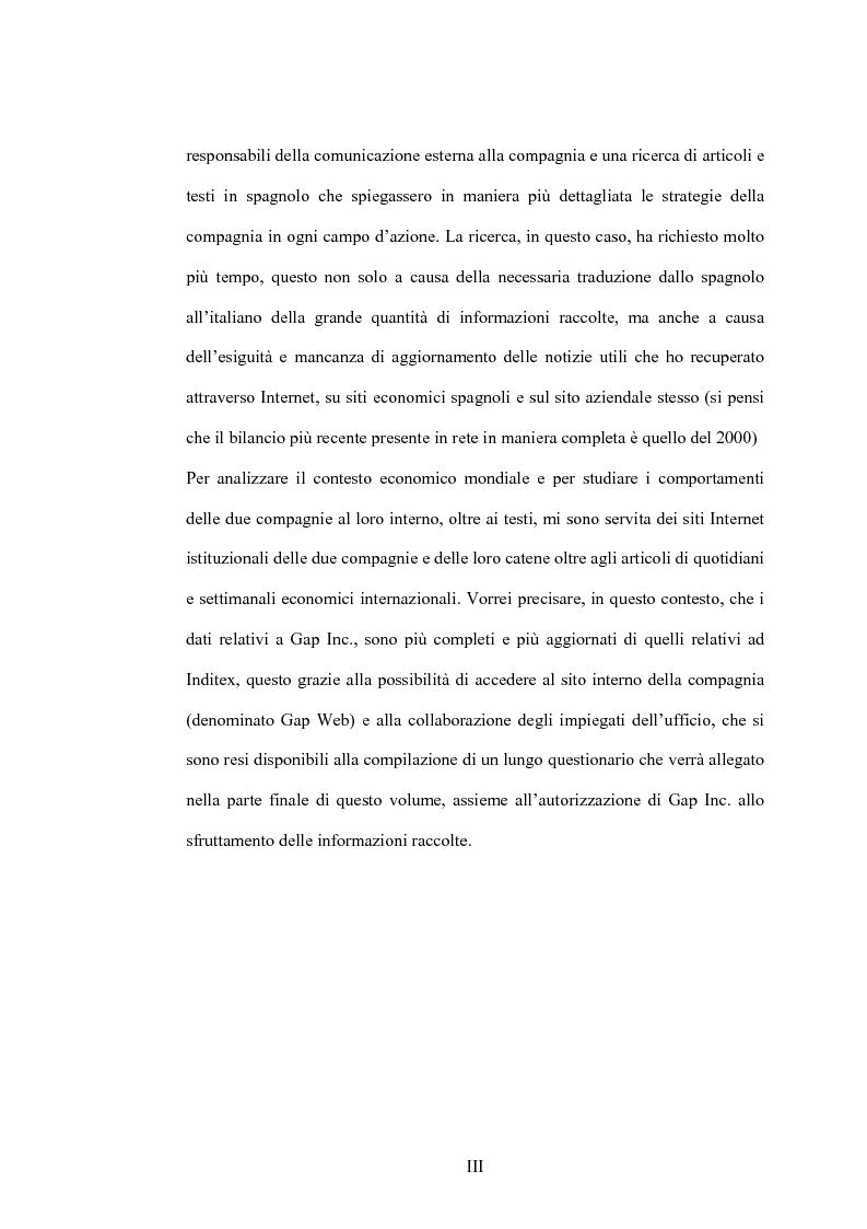 Anteprima della tesi: Da fashion retailers a imprese globali del sistema moda. Analisi di due casi significativi: Gap Inc. e Inditex, Pagina 3