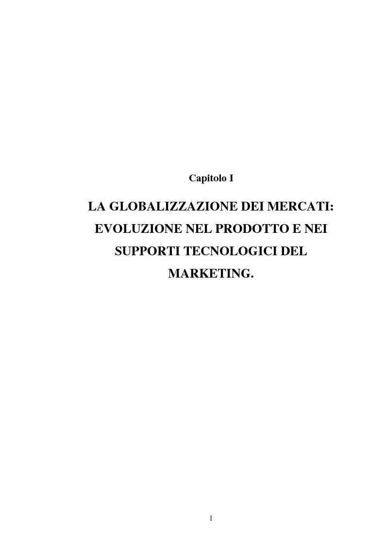 Anteprima della tesi: Da fashion retailers a imprese globali del sistema moda. Analisi di due casi significativi: Gap Inc. e Inditex, Pagina 4