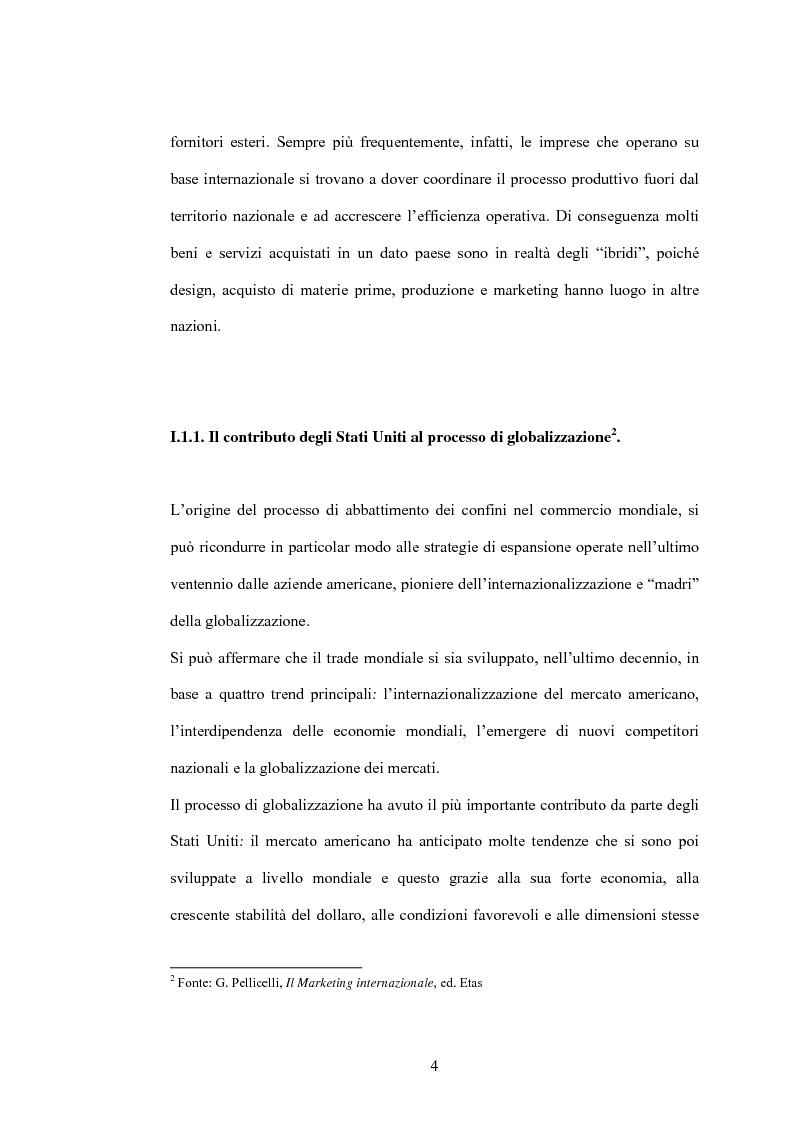 Anteprima della tesi: Da fashion retailers a imprese globali del sistema moda. Analisi di due casi significativi: Gap Inc. e Inditex, Pagina 7